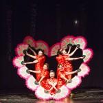 Korean dance - škola Nefertiti
