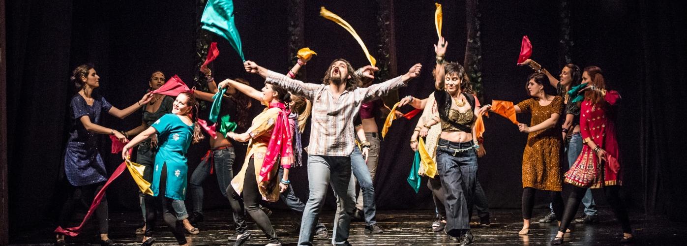 Dragulji Azije – Festival azijskih plesova