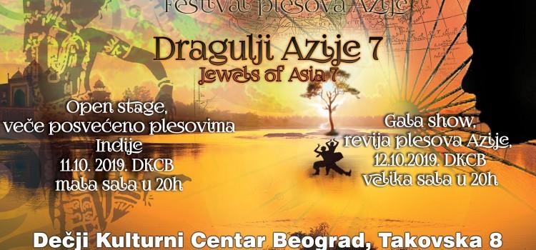 Dragulji Azije po 7. put u Beogradu 11-13 oktobar