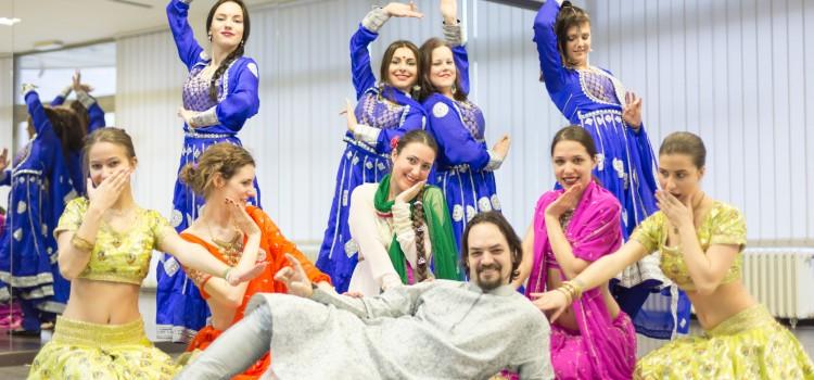 Indijski ples on line